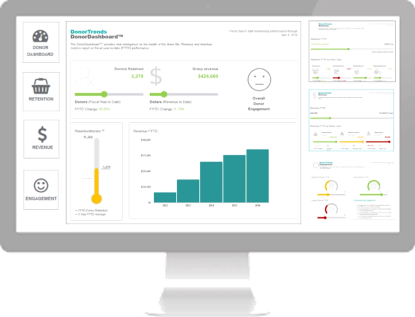 DonorDashboard - Caity Craver